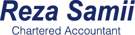 Reza Samii Chartered Accountants logo
